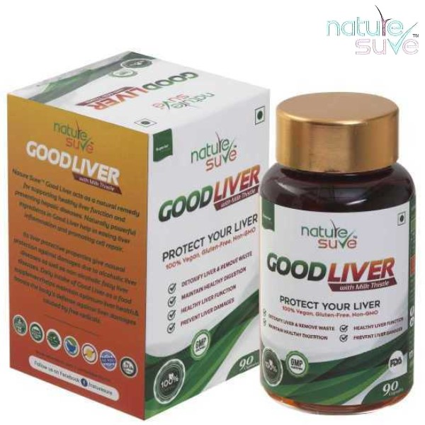 Nature Sure Good Liver Capsules